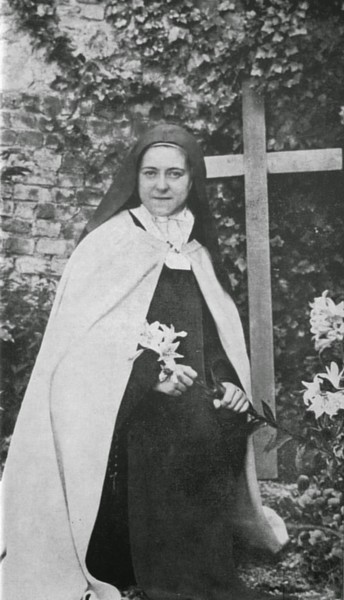 Saint Therese Of Lisieux 1896